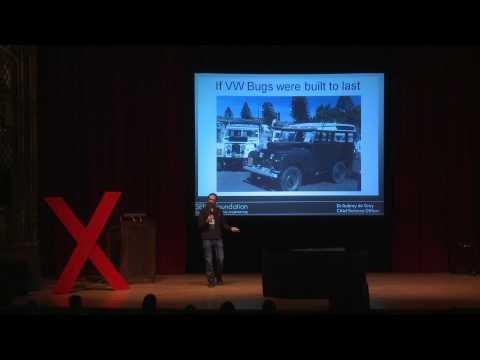 TEDxUChicago 2012 - Aubrey de Grey - Age Theory