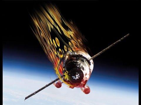 NASA Satellite Crashing to Earth