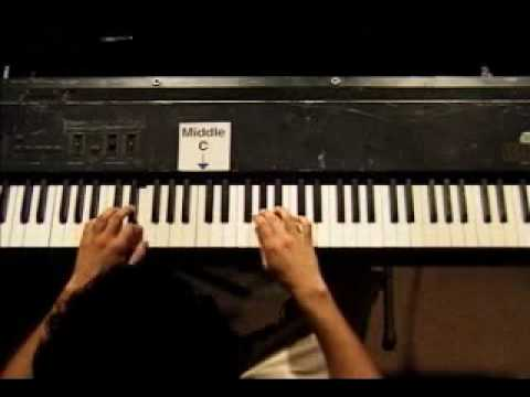 Piano Lesson - Hanon Finger Exercise #40 (Contrary Motion)
