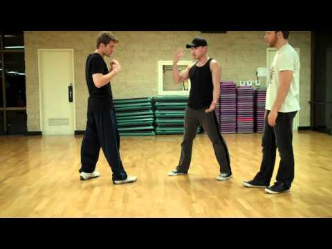 Wing Chun - Dan Chi Sau (basics) part 5
