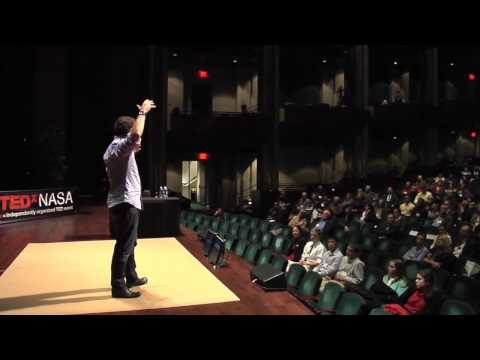 TEDxNASA - Andy Stefanovich - Provocative Questions and Bold Statements