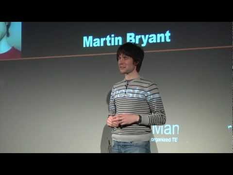 TEDxManchester - Martin Bryant - Where Are the Manchester Startups?