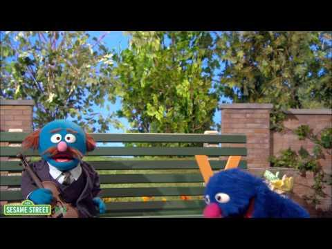 Sesame Street: Letter V Salesman