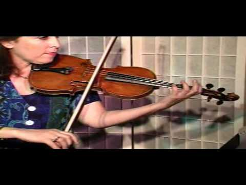 "Violin Lesson - Song Demonstration - ""Water Came to My Eye"""