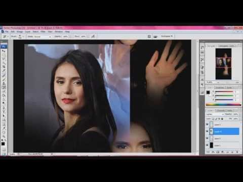 Photoshop Tutorial || Background Type 6