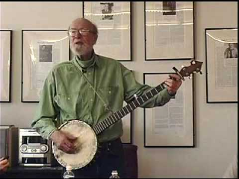 "Pete Seeger sings ""English Is Crazy"""