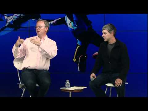 Highlights - Larry Page & Eric Schmidt at Zeitgeist Americas 2011