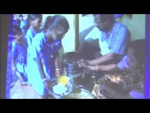 On Feeding 1.3 Million Children Everyday: Chanchalapathi Dasa at TEDxDomlurChange