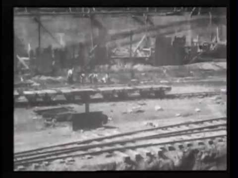 Pennsylvania Tunnel excavation