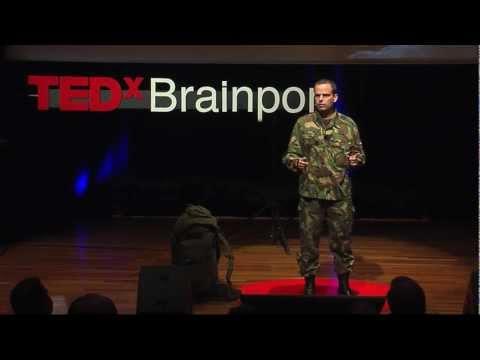 TEDxBrainport 2012 - Jeffrey van der Veer - Safety through leadership