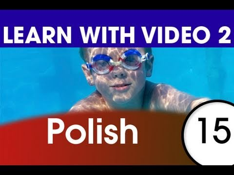 Learn Polish with Video - Staying Fit with Polish Exercises