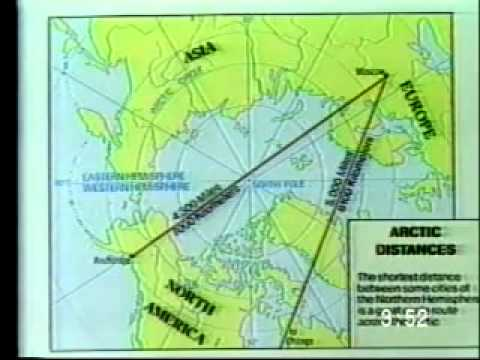 11 Types of Maps and Map Projections.flv