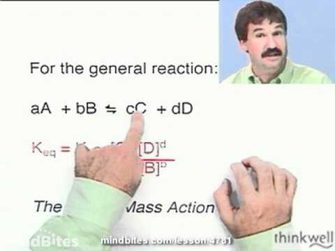 Chemistry: Law of Mass Action, Equilibrium Types
