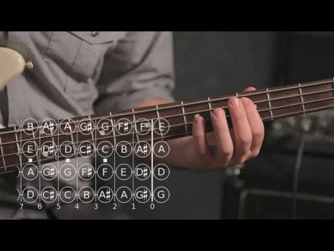 Bass Scales: The Major Pentatonic Scale