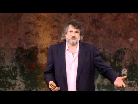 TEDxTaipei 2011 - John Watlington: The Technology Behind One Laptop Per Child