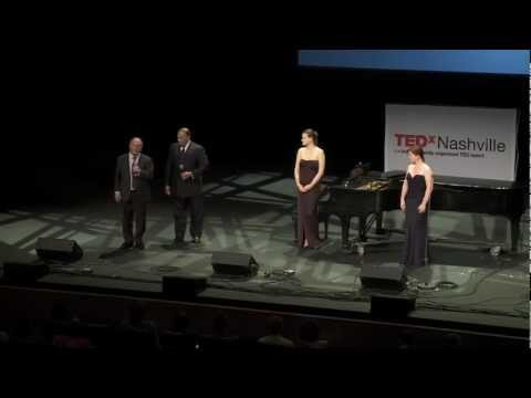 New Paradigm, New Imperatives: Barry Alexander & Cosmo Buono at TEDxNashville