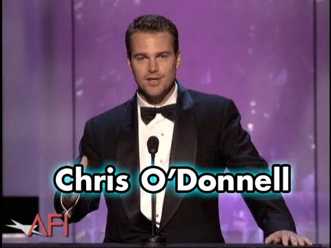 Chris O'Donnell Salutes Al Pacino at the AFI Life Achievement Award
