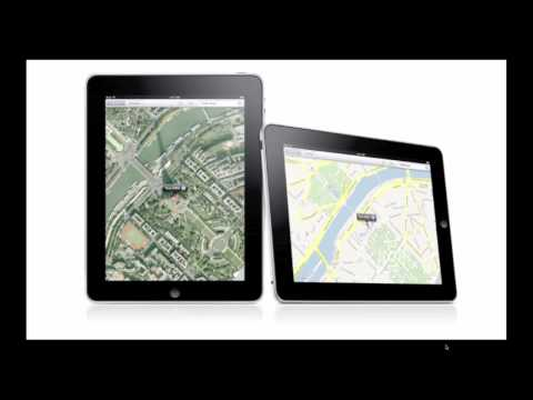 THE Apple iPad Tablet Review