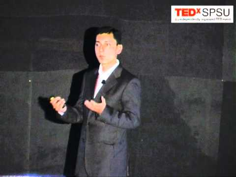 TEDxSPSU - Amit Ray - 5 stages of a start-up