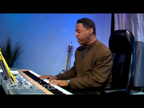 Gospel Singer Billy DuVall - I Don't Feel No Ways Tired - James Cleveland Cover