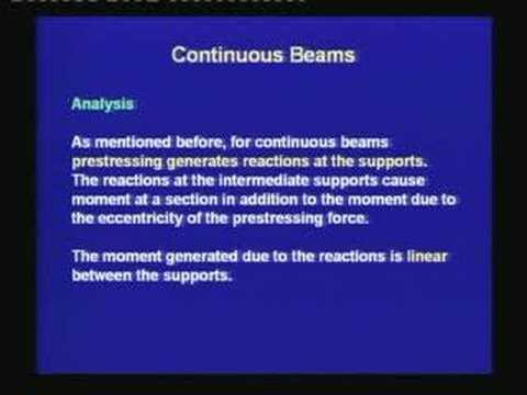 Lecture-33-Continuous Beams(Part 1)