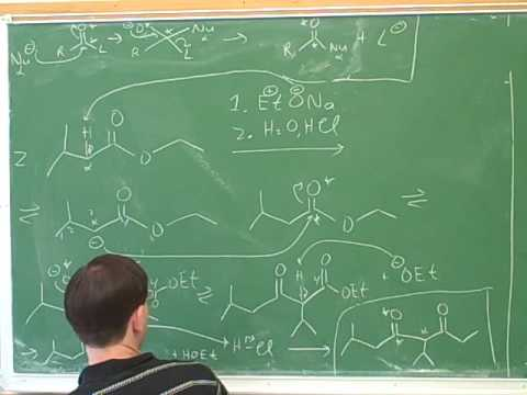 Reactions of enamines and enolates (20)