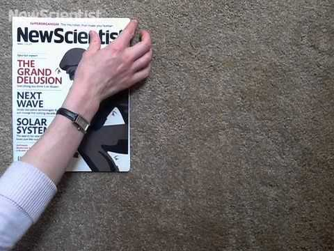 App lets you interact with magazines