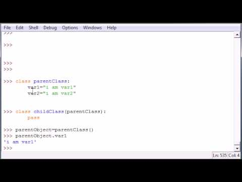 Python Programming Tutorial - 34 - Subclasses Superclasses
