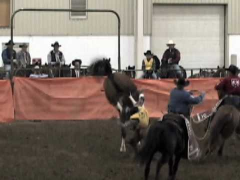 Untamed & Uncut - Bronco Riding Disaster