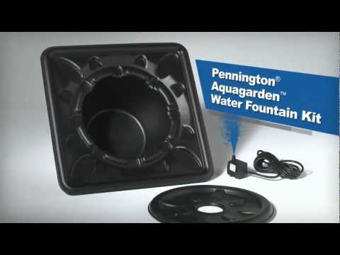 Pennington Aquagarden Water Fountain Kit