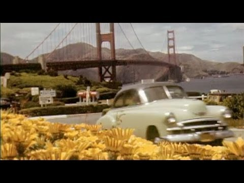The Golden Gate Bridge: Vintage Footage from the Prelinger Archive