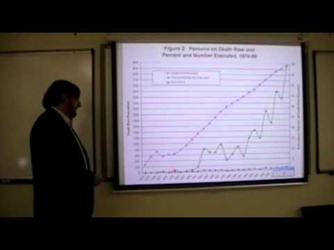 Eric Silk Death Penalty Lecture 1