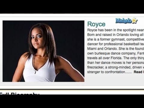 Royce Reed