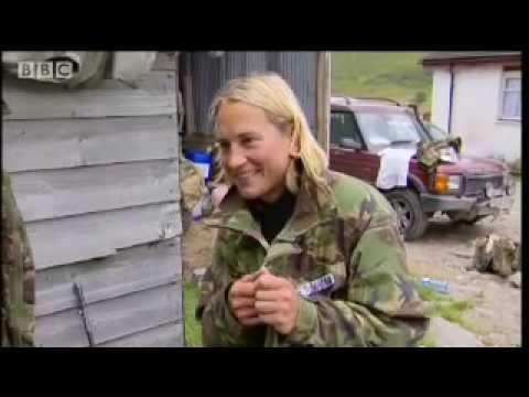 Point-to-Point endurance challenge pt 2 - SAS Are you tough enough? BBC