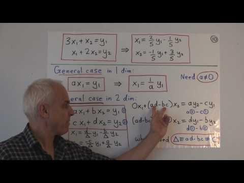 WildLinAlg1e: Introduction to Linear Algebra (last)