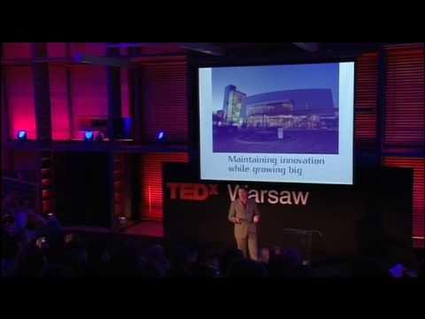 TEDxWarsaw - Stephen Kines - 3/05/10