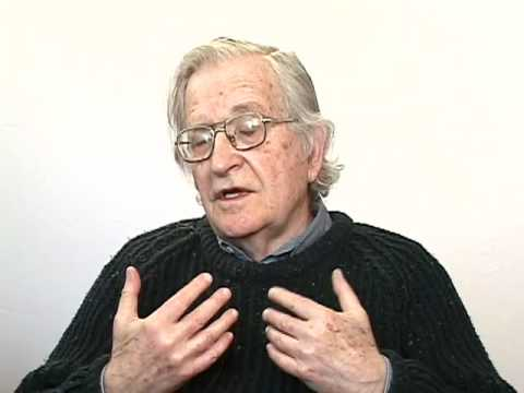 Noam Chomsky: What is the best way forward in Iraq?