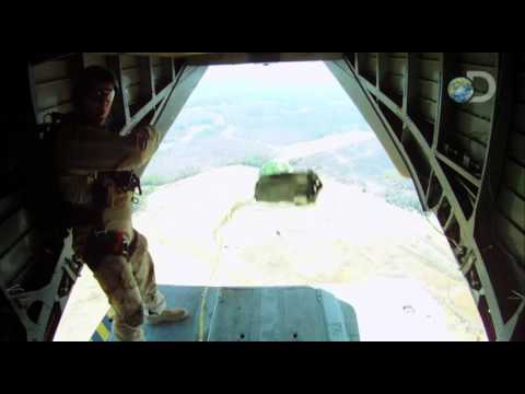 Surviving the Cut - Inconvenient Landing | Navy EOD