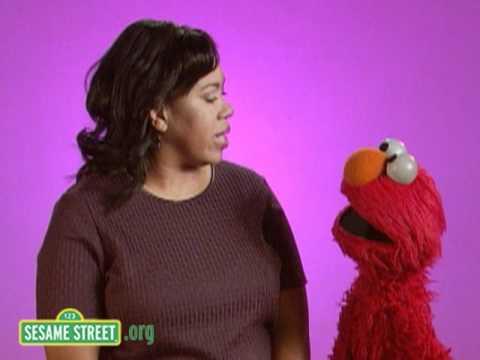 Sesame Street: Elmo Interviews Chandra Wilson