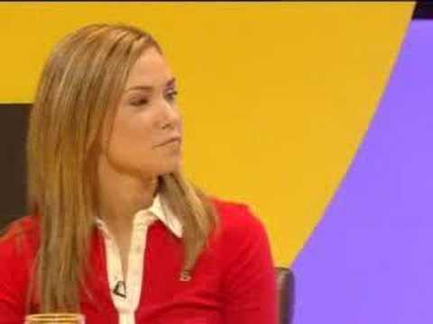 Jessica Taylor - Shooting Stars - BBC comedy