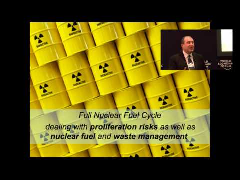 Davos 2010 - IdeasLab Global Redesign - Global Nuclear Fuel Cycle Public-Private Partnership