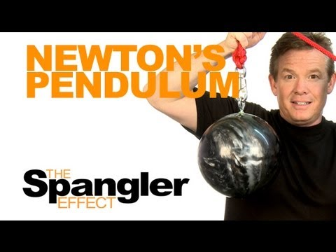 The Spangler Effect - Newton's Pendulum Season 01 Episode 04