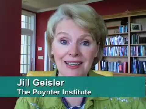 Poynter's Jill Geisler on Leadership and Inspiration