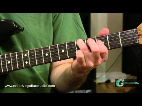 GUITAR THEORY: Double-Stop Arpeggios