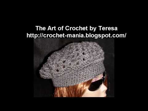 Crochet Kingston Hat