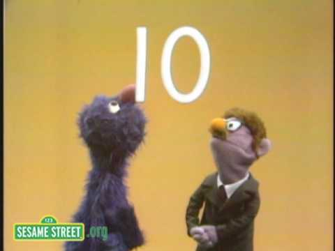 Sesame Street: Grover and Herb count to twenty.