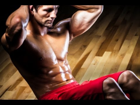 The Best Home Ab Exercise Ever : Build Eye Popping Abs Fast
