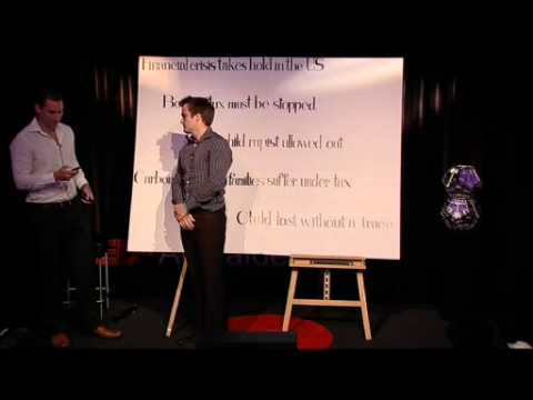 TEDxAdelaide - Mike Worsman & Chris Campbell - A New Approach to News