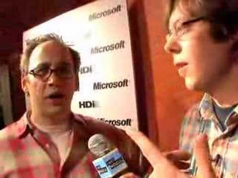 David Wain at Sundance Film Festival 2008! Indy Mogul ep1