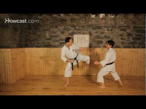 Karate Moves: Multiple Strikes